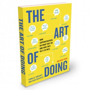The Art of Doing book cover Camille Sweeney Josh Gosfield