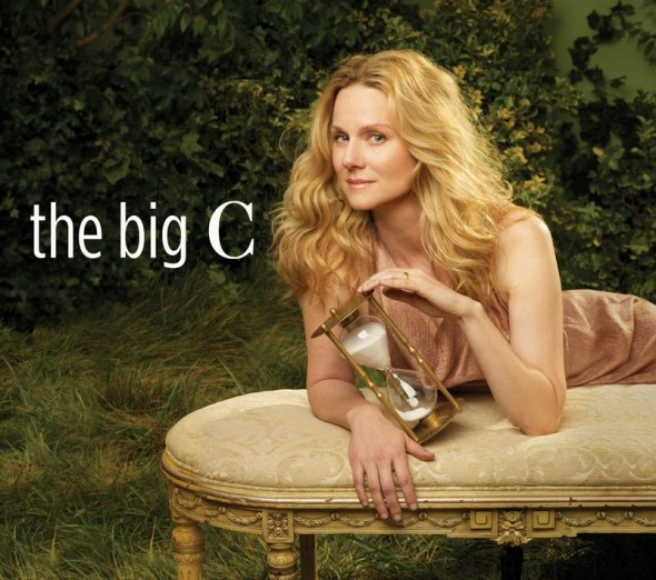 "Laura Linney in her Golden-Globe winning role in ""The Big C"""