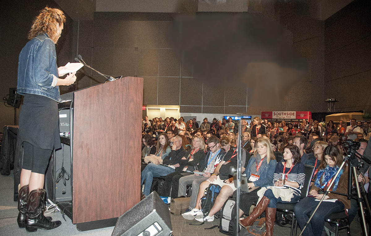 Reading at SXSW 2013