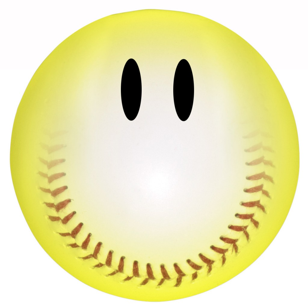 baseball Smiley The Art of Doing